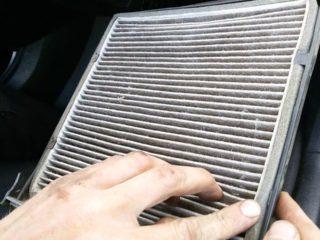Как поменять фильтр салона на Nissan Murano (Ниссан Мурано)