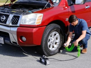 Как правильно подключать компрессор к сети автомобиля