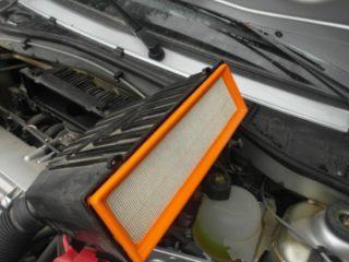 Воздушный фильтр на Ладе Калине: как снять, правильно поставить, поменять