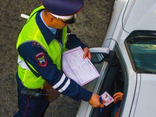 В каком случае инспектор вправе требовать от водителя медицинскую справку