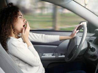 Как побороть сонливость за рулём