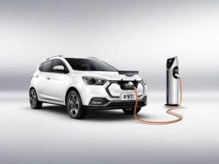 Во сколько оценён самый дешёвый электромобиль для России