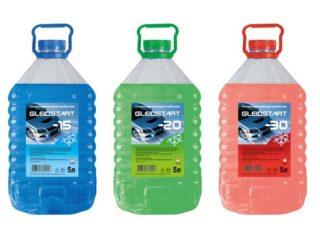 Для чего омывающую жидкость, выпускают в разных цветах