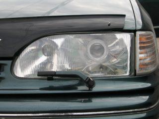 Почему из арсенала авто исчезли стеклоочистители фар