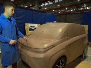 КамАЗ выпустит свой первый электромобиль