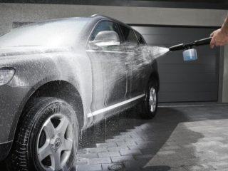Насколько часто посещать зимой автомойку