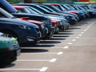 Каким образом лучше заезжать на парковку