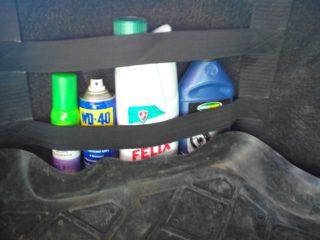 Как надёжно фиксировать багаж в машине