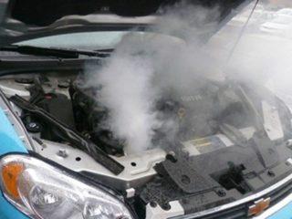 Что вызывает закипание двигателя в морозы