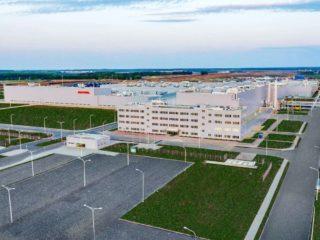 Новый завод Haval начал строиться в России