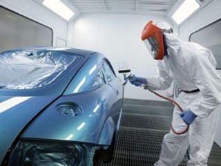 Как устранить подтёки, образовавшиеся после покраски автомобиля?