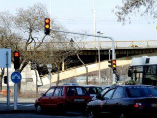 Правильное торможение на светофорах