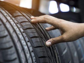 Основные причины преждевременного износа шин
