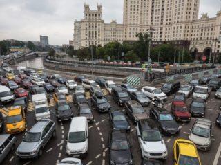 Когда чаще всего происходят аварии в столице России