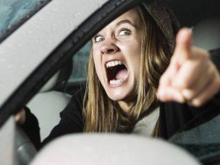 Лихач на дороге: правила действия