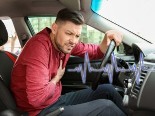 Когда категорически нельзя садиться за руль