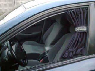 Есть ли наказание за использование автомобильных шторок