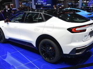 Новый Ford Evos создан специально для требовательной молодежи