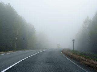 Как не попасть в ДТП в тумане