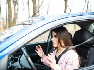 Страх вождения: как его пересилить