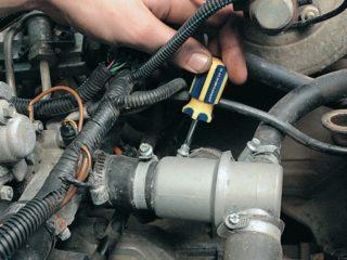 Как проверить и поменять термостат на ВАЗ-2115