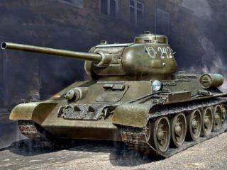 Танк Т-34Ж: уникальная советская бронемашина, которая так и не пошла в серийное производство