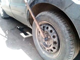 Замена заднего, переднего ступичного подшипника на Ford Fusion (Форд Фьюжн)