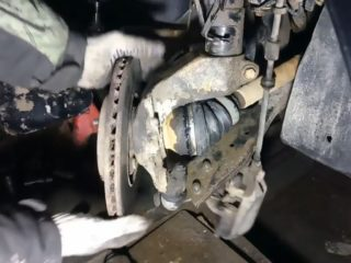 Замена ступичного подшипника на Ford Focus (Форд Фокус) 2 и рестайлинге