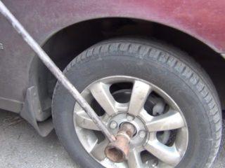 Замена переднего, заднего ступичного подшипника Chevrolet Lanos (Шевроле Ланос)