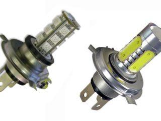 Замена лампочек ближнего света Renault Sandero (Рено Сандеро)